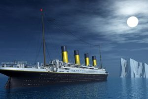 The ship that watched the Titanic sink – a quest to find why