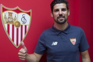 Spanish winger Nolito in Japan to join Sevilla