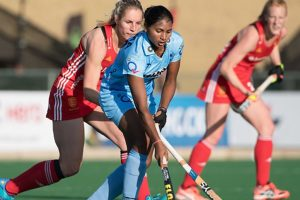 Women's HWL Semis: India go down 4-1 to England