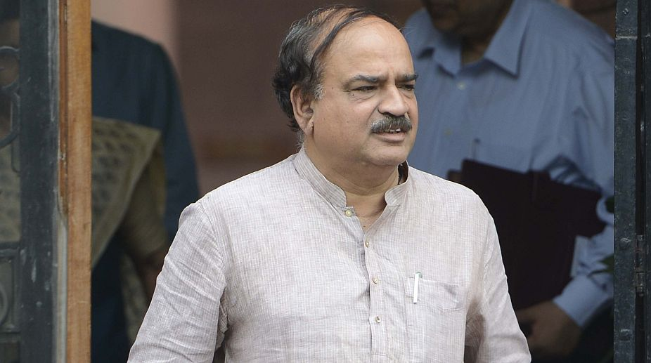 Monsoon session, Parliament Monsoon session, Parliamentary Affairs Minister, Ananth Kumar