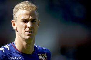West Ham sign Joe Hart on loan from Manchester City