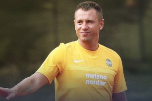 Antonio Cassano retiring – again, says wife 'was wrong'
