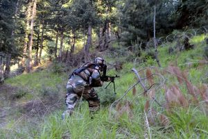 India, Pakistan again trade fire at LoC
