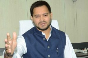 Tejashwi meets father in jail, says concerned over his health