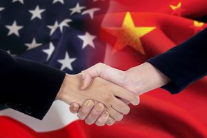 China upbeat about economic ties with US