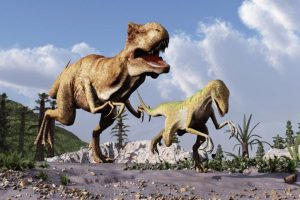 T rex dinosaur could not have run at high speed
