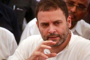 Rahul Gandhi greets Parsis on Navroz