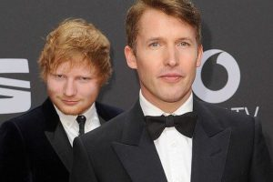 Mocked by fans, Ed Sheeran has Blunt support for cameo in 'GOT'