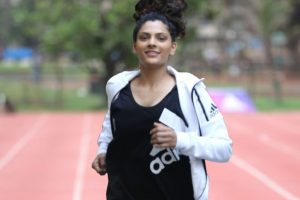 Saiyami Kher, Pooja Gor run for healthy life