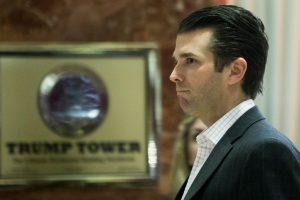 Donald Trump Jr to testify before US Senate panel next week