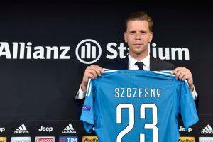 Juventus sign goalkeeper Wojciech Szczesny from Arsenal