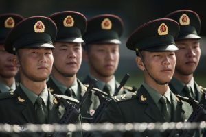 Xi inspects massive military parade on PLA's 90th anniversary