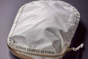 Neil Armstrong moon bag sells for USD 1.8mn in New York