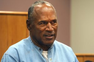 OJ Simpson released from prison on parole