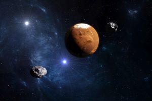 Hubble captures tiny Martian moon Phobos