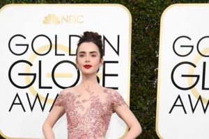 Lily Collins slams the fashion industry