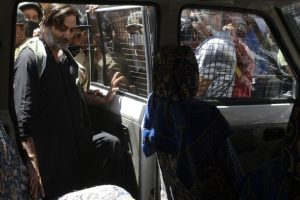 Yasin Malik arrested, separatists call for protest strike