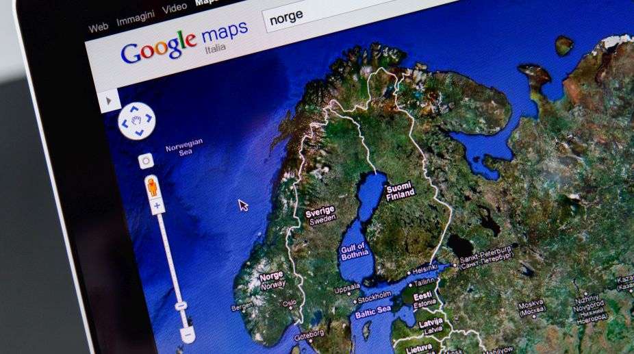 Get onboard ISS with Google Maps \'Street View\' - The Statesman
