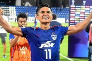 Sunil Chhetri looks to make 'more memories' as Bengaluru FC turn 4