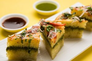 How to make Besan Dhokla