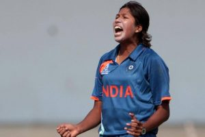 Star pacer Jhulan Goswami back in Indian squad for tri-nation T20I series