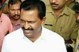 Arrested Congress legislator in Kerala suspended from party post