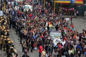Call Gorkhaland agitators for talks: NCP MP