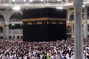 First flight with 300 Haj pilgrims leaves for Saudi Arabia