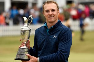 The Open: Jordan Spieth's superb finish earns him his third Major