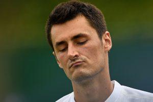 Bernard Tomic has 'huge wake-up call', wants to return to tennis