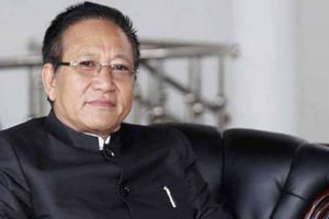 Zeliang expands cabinet with induction of one more minister