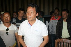 CBI seeks arrest warrant against Bimal Gurung