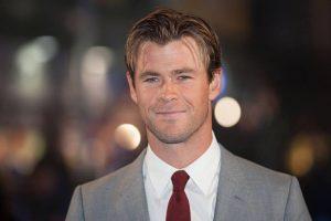 Hemsworth felt intimidated by Blanchett