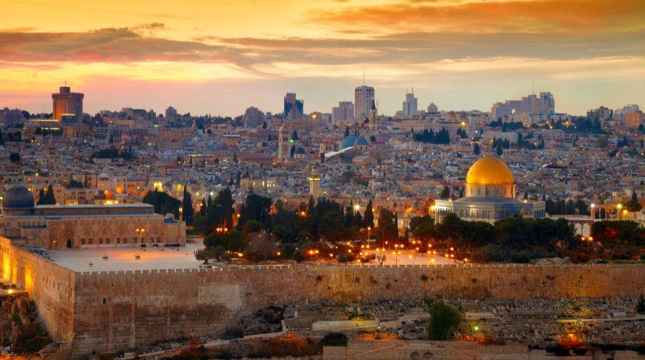 Jerusalem, Israel, Palestine