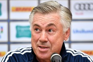 Don't want Chelsea to win Champions League, jests Carlo Ancelotti