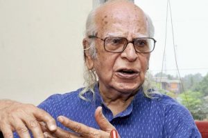 President condoles death of noted scientist Yash Pal