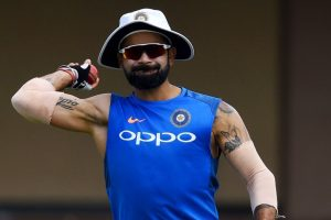 Galle Test: Captain Kohli hints at Pandya's inclusion in playing XI