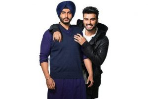 'Mubarakan' at par with 'Dhoom 3': Arjun Kapoor