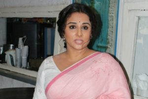 Bored with discussion on nepotism: Vidya Balan