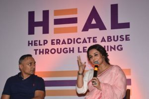 'HEAL' to help child abuse survivors
