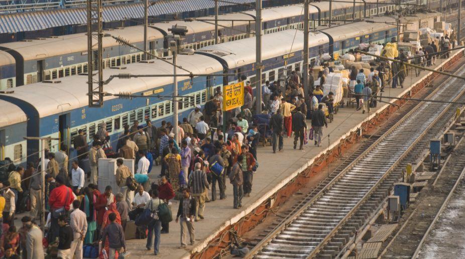 festive season, Indian Railways, New Delhi, Railway Stations, Anand Vihar Terminal, Diwali, Chhat Puja