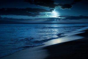 Moon's interior may contain water