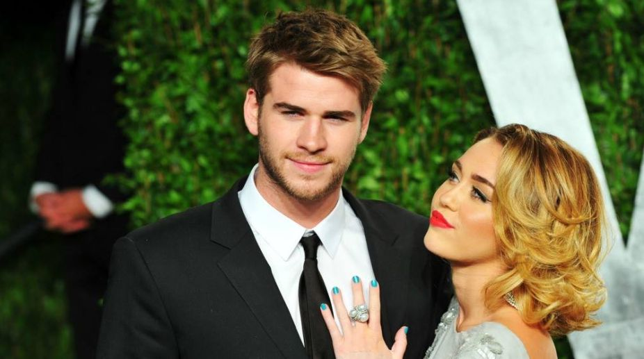 Miley Cyrus, Liam Hemsworth, Birthday