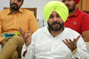 Sidhu gives a face-lift for Punjab's fire services