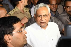 Nitish Kumar resigns as Bihar CM