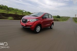 Datsun Redi-GO 1.0L launched at Rs.3.57 lakh