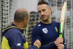 Faf du Plessis aims for Australia repeat against England