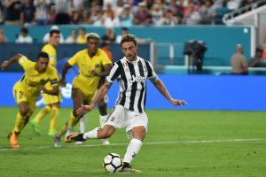 ICC 2017: Claudio Marchisio brace leads Juventus to beat PSG