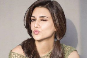 I was very 'padhaaku': Kriti Sanon