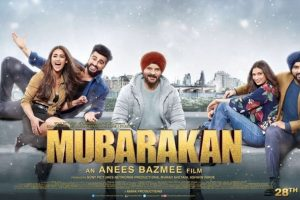Five interesting facts about 'Mubarakan'